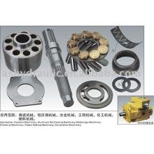 Pièces de pompe Rexroth A4V de A4V45, A4V50, A4V56, A4V71, A4V125, A4V180, A4V250, A4V355, A4V500 hydraulique