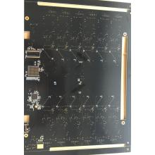 High Definition for Gold Fingers PCB 8 layer TG170 impedance control PCB export to Russian Federation Supplier