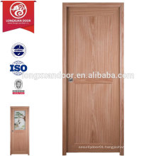 Wholesale Factory Custom PVC Plastic Interior Toilet Door with/without Frosted Glass