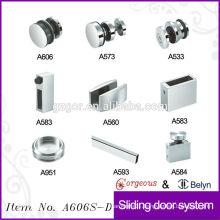 siding shower door roller