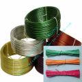 El alambre plano / galvanizado redondo más barato del hierro / el alambre de acero revestido del PVC / el alambre de acero inoxidable hechos en fábrica de China