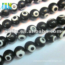 fashion turkey evil eye glass beads TR050