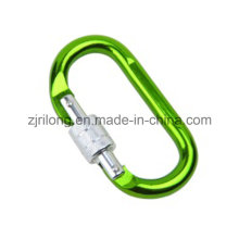 Aluminum Carabiners Snap Hook for Chain Rigging