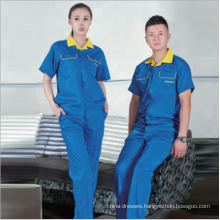 2018 Work wear with Logo customized european work clothes men and women style