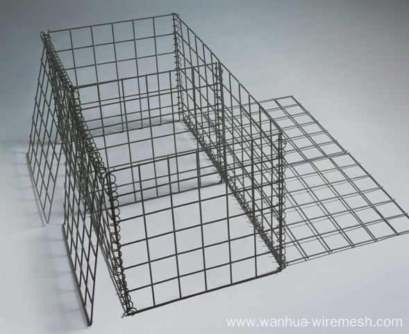 Welded gabion decoration wire mesh