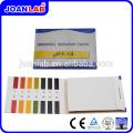 JOAN lab especial e teste de teste de pH universal