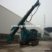 DB90 Integrated Type DTH Drilling Rig with Air Compressor