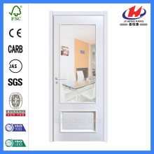 JHK-FD02 Fiber Wood Doors Fiberglass Door Panel Interior Fiberglass Doors