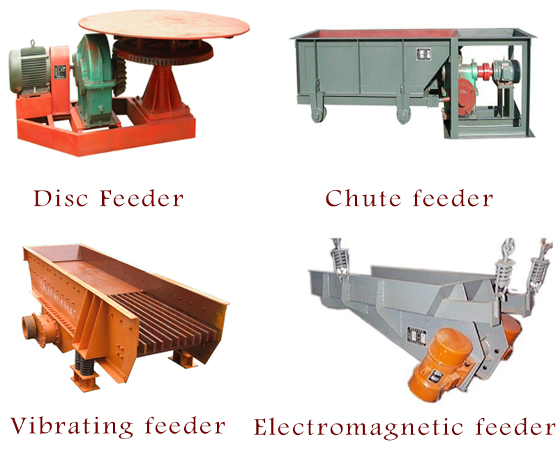 vibrating feeder machine