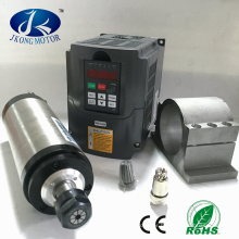 2.2 kw water or air cooling spindle motor for CNC