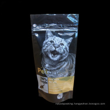 Stand up Cat Food Bag with Zip Lock