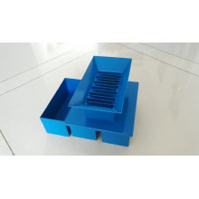 Hot sale Stainless Steel or Galvanized Sample Splitters Riffle Divider Box