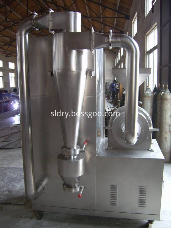 Drug WFJ Series Crusher