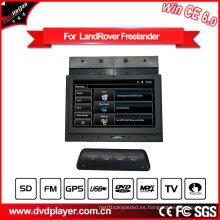 Hualingan Reproductor DVD Land Rover Freelander Navegación GPS