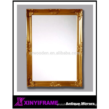 Promotion Wooden Handcraft Home Decor Mirror Wall Mirror Frame