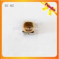 EC02 guangzhou nuevos productos cuerda de cuerda de cuerda de metal tapón de Textiles