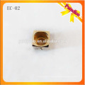 EC02 guangzhou new products metal cord stopper rope cord Textiles stopper