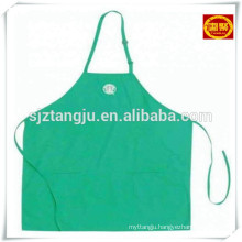 apron, plastic apron with sleeves, kitchen apron