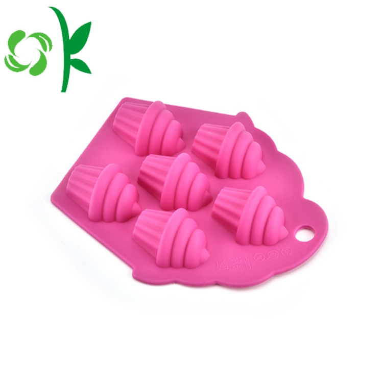 Holiday Silicone Baking Molds