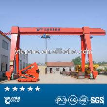 MH type Single Girder Gantry Crane