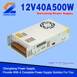 12V 40A 500W LED Power Supply