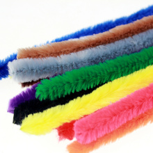 Dacron fuzzy stick multi color variado