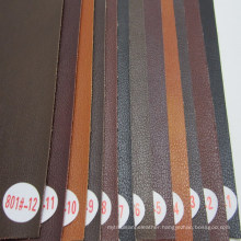 Litchi Pattern Imitated Skin Leather for Sofa