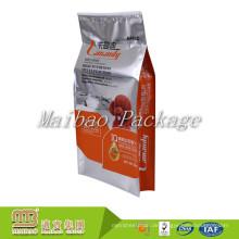 Nach Maß besitzen Logo-Design-Tiefdruck-Viererkabel-Dichtungs-Verpackung vorzüglicher Hundefutter-Taschen-Hersteller