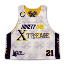 Unisex-Wärmeübertragung Lacrosse Jersey