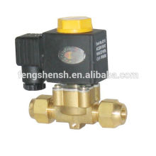 2 way 2 position normally closed solenoid water Valve SV-G series