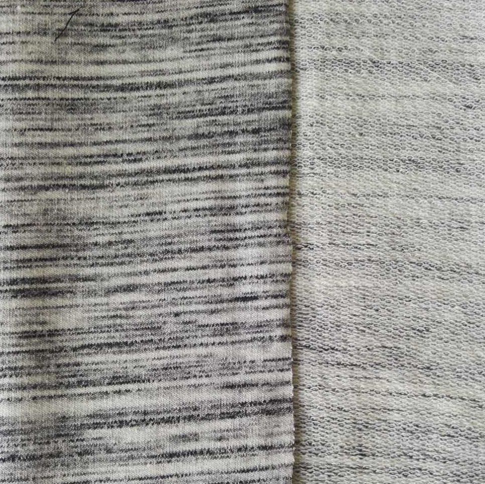 Three thread Kniting fabric