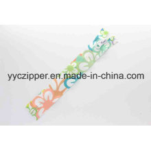 3 # Nylon dekorativer Reißverschluss Wasserdichter Reißverschluss C / E