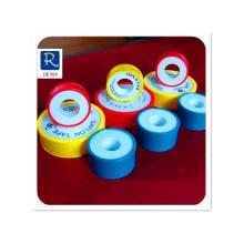 Excelente cinta aislante de teflón de PTFE utilizada en maquinaria