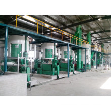 High oil yield cooking oil press machine