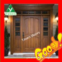 High Quality Main Door Front Door Entry Door Steel Wooden Door