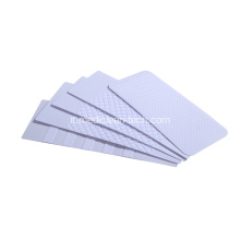Bill Accettatore Flocked Cleaning Cards 65x185mm