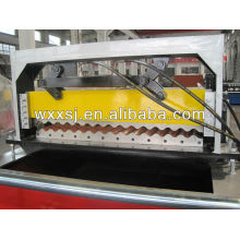 corrugation sheet making machine