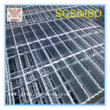 Galvanized Serrated Steel Grating for Projects