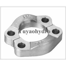 Abrazaderas de tubos de acero hidráulico