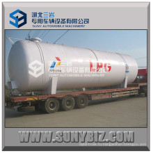 Резервуар для сжиженного нефтяного газа объемом 100 м3 для СНГ