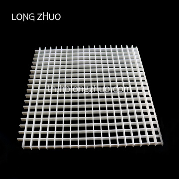Cube Core Eggcrate Return Air Filter Grille