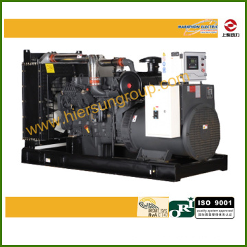Low emission tier II diesel generator
