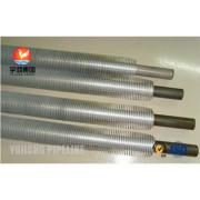 A214 Condensador helicoidal CS extrusión de tubos con aletas
