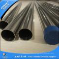 Tubo de aço inoxidável soldado (304, 316, 316L, 316Ti)