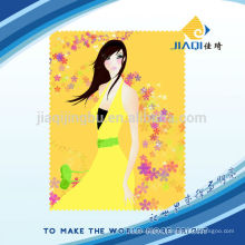 160gsm brushed microfiber fabric