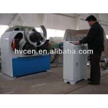 Máquina de dobra de seção hidráulica