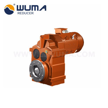 Gear Oil Iron parallel helical Gear Box Reducer