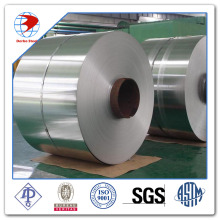 304L dingin digulung stainless steel coil 2b selesai