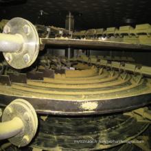 Plaque continue de série de Plg pour la poudre ferreuse / poudre de fer dans l'industrie chimique