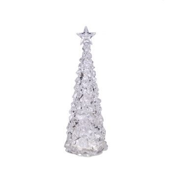 China for Seasonal Decor Xmas Acrylic LED Tree supply to Spain Manufacturer